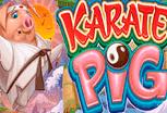 играть в игровой автомат Karate Pig