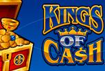 играть в игровой автомат Kings of Cash