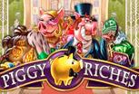 играть в игровой автомат Piggy Riches