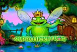 играть в игровой автомат Super Lucky Frog