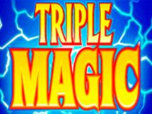 Тройная Магия – онлайн-слот в игровом зале казино